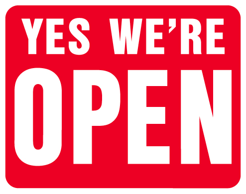 we are open png 1